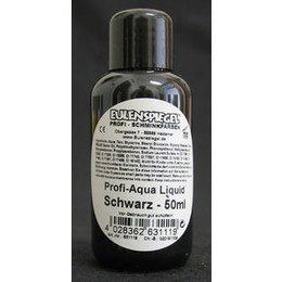 Profi Aqua Liquid Schwarz (Nero) Eulenspiegel 50 ml