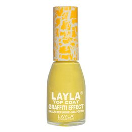 Smalto Graffiti Top Coat nr 3 Layla 10 ml