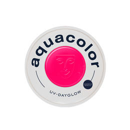 AQUA COLOR UV Day Glow Pink 30ml Kryolan
