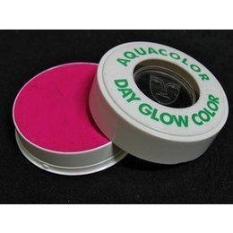 AQUA COLOR UV Day Glow Pink 30ml Kryolan