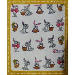 Sticker adesivi coniglietto cod. BLE400