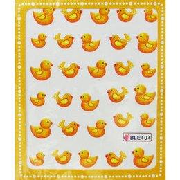 Sticker adesivi pulcini cod. BLE404