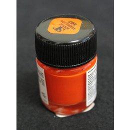 Colore Acrilico per Nail Art 15 ml One Stroke Vermilion 107