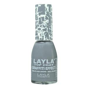 Smalto Graffiti Top Coat nr 18 Layla 10 ml