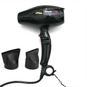 Phon Ferrari BaByliss Pro Volare V2 colore nero