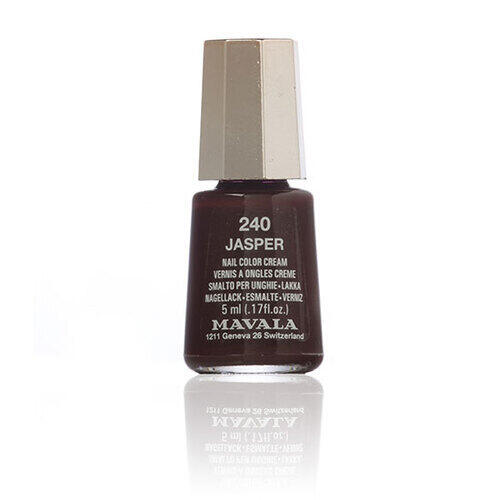 Smalto per Unghie Mavala 5 ml. N.240 Jasper