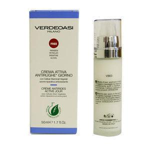 Crema Attiva Antirughe Giorno con cellule staminali vegetali  50 ml V863