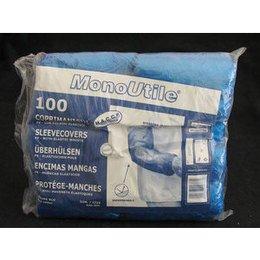 Coprimanica Blu Monoutile Pe 40 Cm 100 Pz