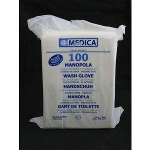 Manopola Assorbente Carta Secco+ Pe 23x16 100 pz.