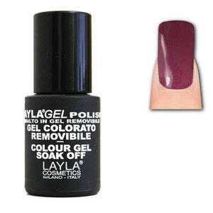 LaylaGel Polish Gel Colorato nr 20 Maracaibo 10 ml
