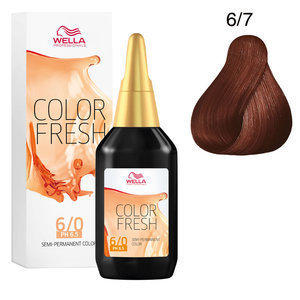 Colorazione Diretta Color Fresh acid 6/7 Wella 75 ml