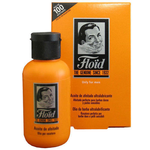 Floid Olio da barba ultralubrificante 50 ml