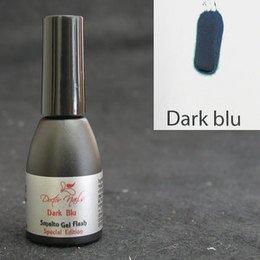 Smalto Gel Flash Dark Blu Doctor Nails 15 ml