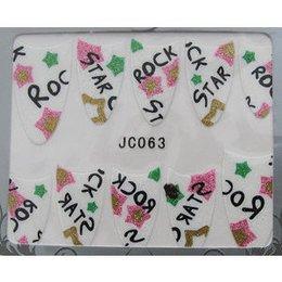 Decori 2D rock star JC063