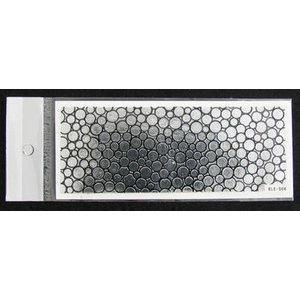 3D Nail Sticker striscia cod. BLE-506