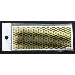 3D Nail Sticker striscia cod. BLE-500