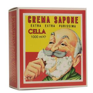 Crema Sapone Da Barba Extra Purissima Cella 1000 Gr