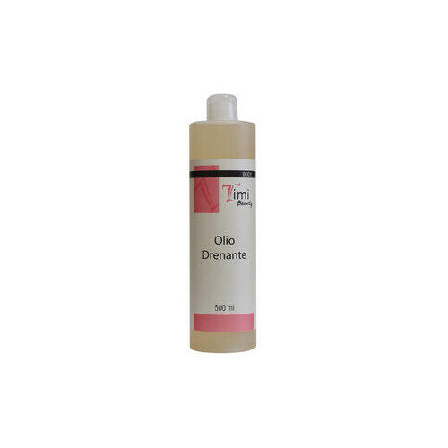 Timi Beauty Olio Drenante 500 ml.