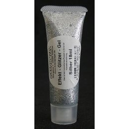 Gel Glitzer Silver Eulenspiegel 18 ml