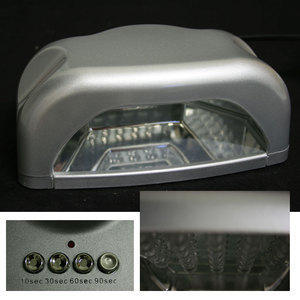 Lampada Led 4,5W Silver Timi Nails