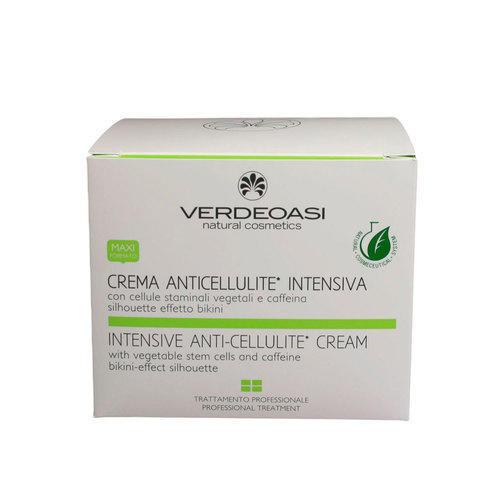 Crema Anticellulite intensiva con CELLULE STAMINALI V951P 500 ml