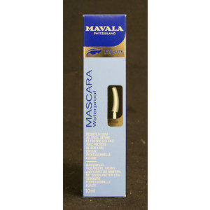 Mascara Waterproof Mavala colore Nero 10 ml.