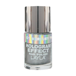 Smalto Hologram Effect nr 1 Layla 10 ml