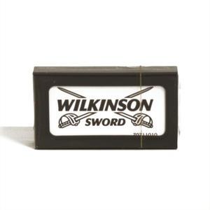 Confezione superconveniente composta da 20 pacchetti di 5 lamette ciascuno Wilkinson Sword Double Edge.