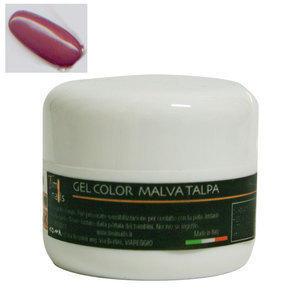 Evolution Gel Color Malva Talpa  5 ml.