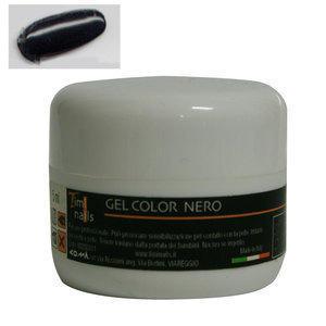 Evolution Gel Color Nero 5 ml.