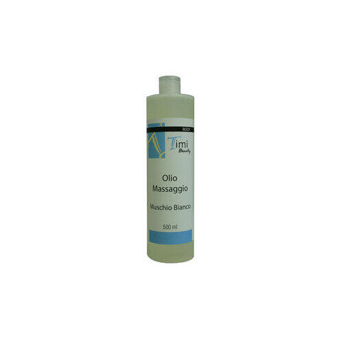 Timi Beauty Body Olio Muschio Bianco 500 ml