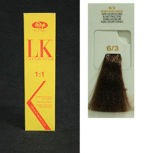 LK Creamcolor 6/3 100 ml Lisap
