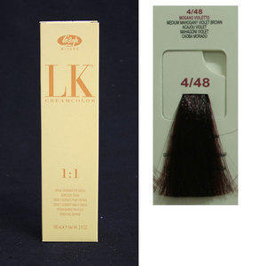 LK Creamcolor  4/48 100 ml Lisap