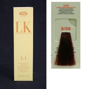 LK Creamcolor  5/58 100 ml Lisap