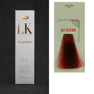 LK Creamcolor  6/55M 100 ml Lisap