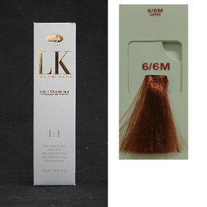 LK Creamcolor  6/6M 100 ml Lisap