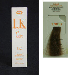 LK Creamcolor  7/003 75 ml Lisap