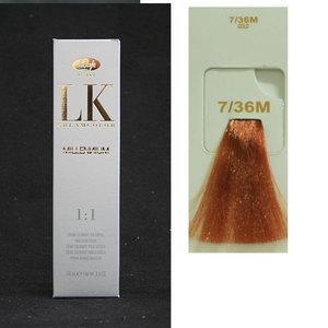 LK Creamcolor  7/36 100 ml Lisap