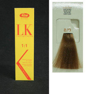 LK Creamcolor  8/0 100 ml Lisap