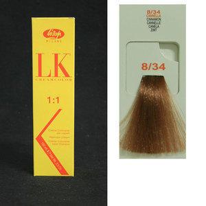 LK Creamcolor  8/34 100 ml Lisap