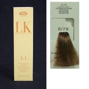 LK Creamcolor  8/78 100 ml Lisap