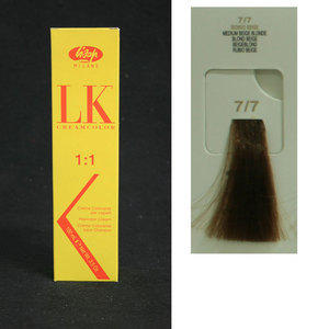 LK Creamcolor 7/7 100 ml Lisap