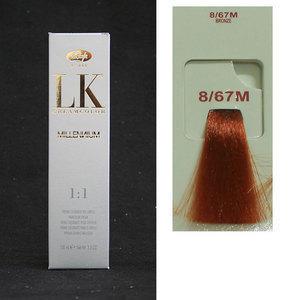LK Creamcolor 8/67 100 ml Lisap