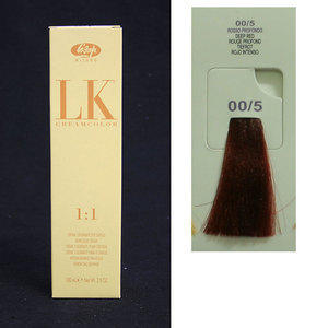 LK Mix Color Correttore Rosso Profondo 00/5 100ml Lisap