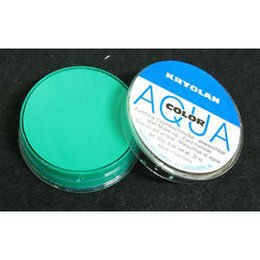 AQUA COLOR Mat  Verde Acqua 090 8ml Kryolan