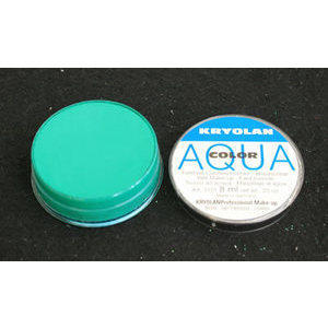 AQUA COLOR Verde GR. 21 8ml Mat Kryolan