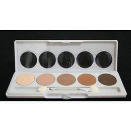 Color Palette Eye Shadow Flormar N. 7