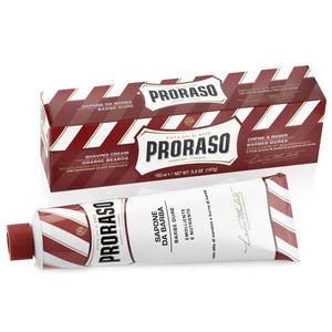 Proraso Sapone Barba Sandalo e Karite' tubo 150 ml conf. Rossa