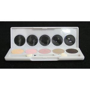 Color Palette Eye Shadow Flormar N. 8