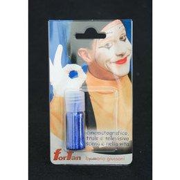 Polvere Glitter For Fan Blu